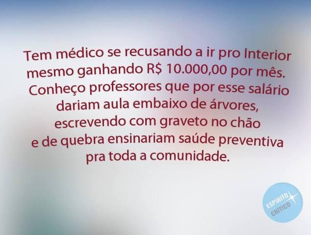 médicos e saude preventiva